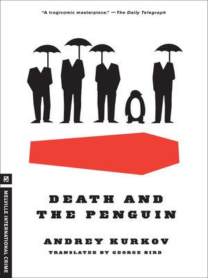 cover image of Death and the Penguin