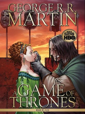 cover image of A Game of Thrones: Comic Book, Issue 22