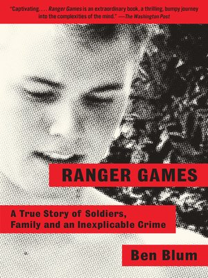 cover image of Ranger Games