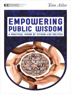 cover image of Empowering Public Wisdom