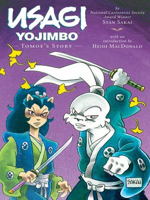 cover image of Usagi Yojimbo (1987), Volume 22