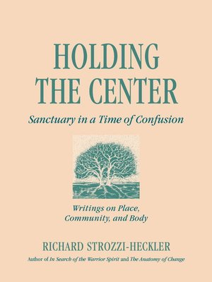 cover image of Holding the Center