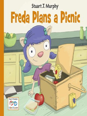 cover image of Freda Plans a Picnic