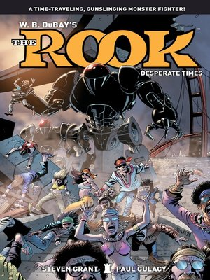 cover image of The Rook (2015), Volume 2