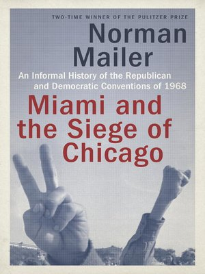 cover image of Miami and the Siege of Chicago