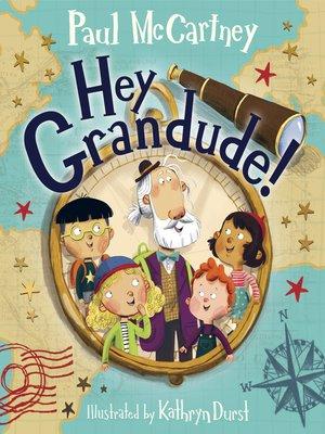 cover image of Hey Grandude!