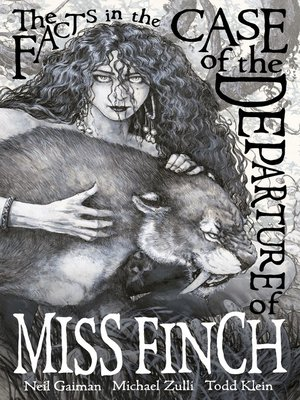 cover image of The Facts in the Case of the Departure of Miss Finch