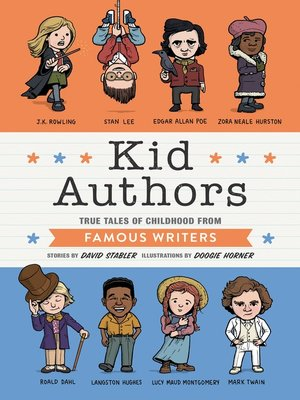 cover image of Kid Authors