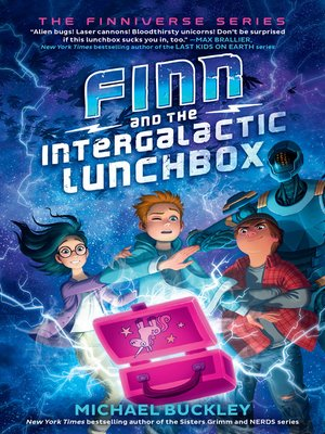 cover image of Finn and the Intergalactic Lunchbox