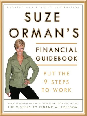 cover image of Suze Orman's Financial Guidebook