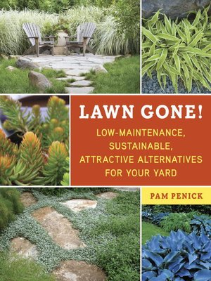 cover image of Lawn Gone!