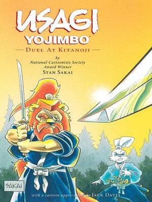 cover image of Usagi Yojimbo (1987), Volume 17