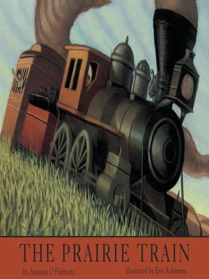 cover image of The Prairie Train