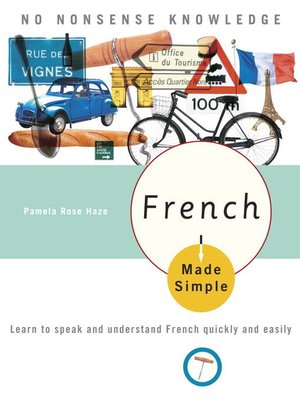 cover image of French Made Simple