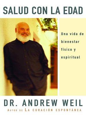 cover image of Salud con la edad