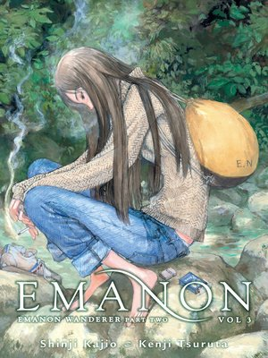 cover image of Emanon Volume 3