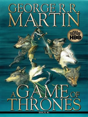 cover image of A Game of Thrones: Comic Book, Issue 1