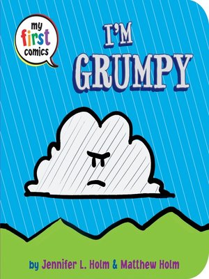cover image of I'm Grumpy