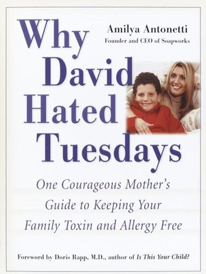 cover image of Why David Hated Tuesdays