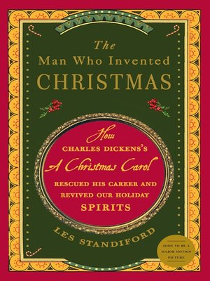 cover image of The Man Who Invented Christmas