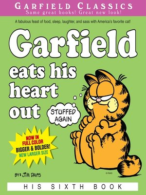 cover image of Garfield Eats His Heart Out