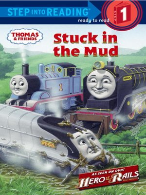 cover image of Stuck in the Mud (Thomas & Friends)