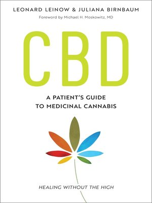 cover image of CBD