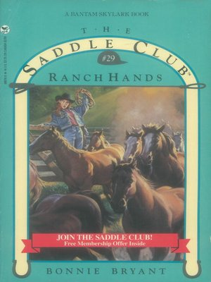 cover image of Ranch Hands