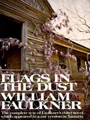 cover image of Flags in the Dust