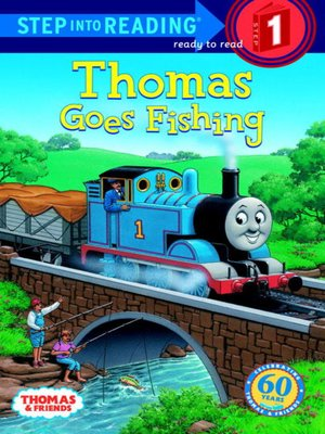 cover image of Thomas Goes Fishing (Thomas & Friends)