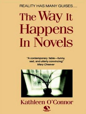 cover image of The Way It Happens In Novels