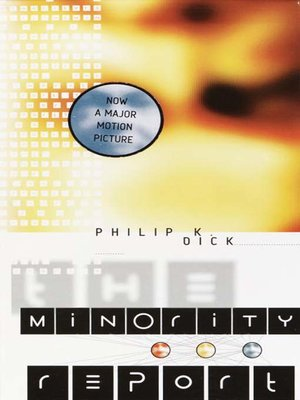 cover image of The Minority Report