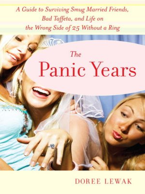 cover image of The Panic Years
