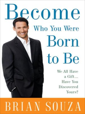 cover image of Become Who You Were Born to Be