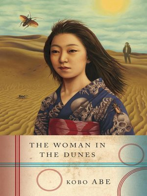 cover image of The Woman in the Dunes