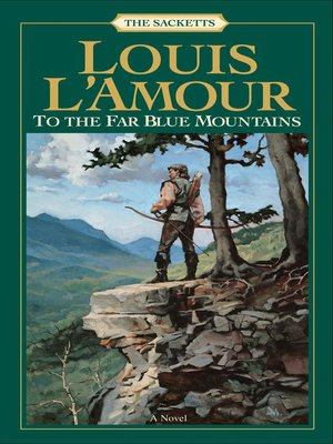 cover image of To the Far Blue Mountains