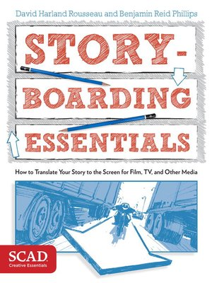 cover image of Storyboarding Essentials