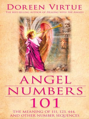 cover image of Angel Numbers 101