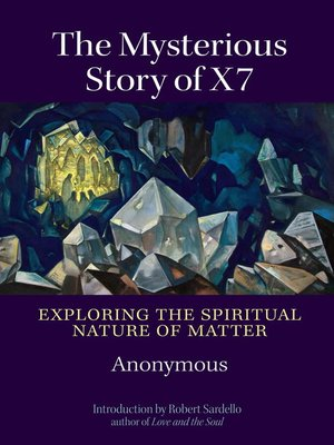 cover image of The Mysterious Story of X7