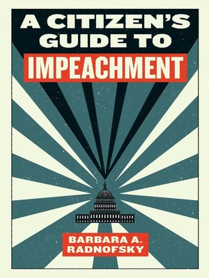 cover image of A Citizen's Guide to Impeachment