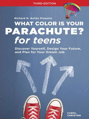 cover image of What Color Is Your Parachute? for Teens