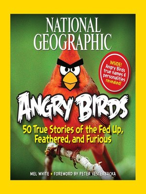 cover image of National Geographic Angry Birds