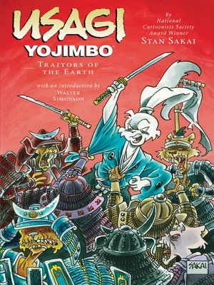 cover image of Usagi Yojimbo (1987), Volume 26