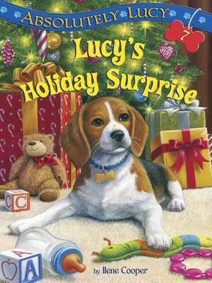 cover image of Lucy's Holiday Surprise