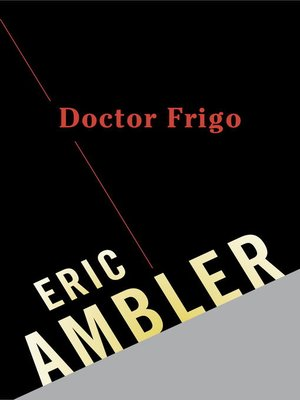 cover image of Doctor Frigo