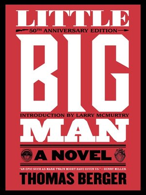 cover image of Little Big Man
