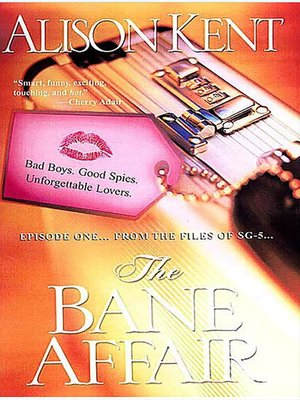 cover image of The Bane Affair