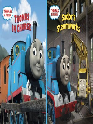 cover image of Thomas In Charge/Sodor's Steamworks