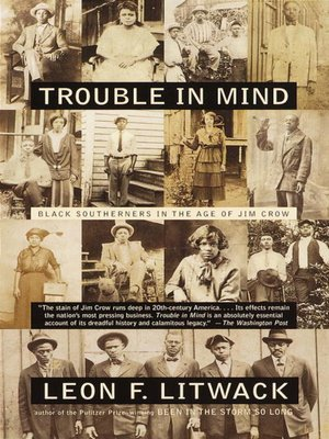 cover image of Trouble in Mind