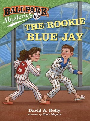 cover image of The Rookie Blue Jay